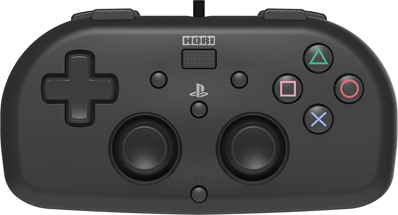 HORI wired mini - PlayStation 4 gamepad (black)
