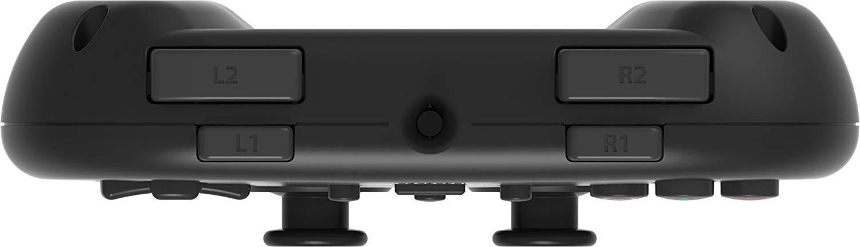 HORI wired mini - PlayStation 4 valdiklis vaikams (juodas)