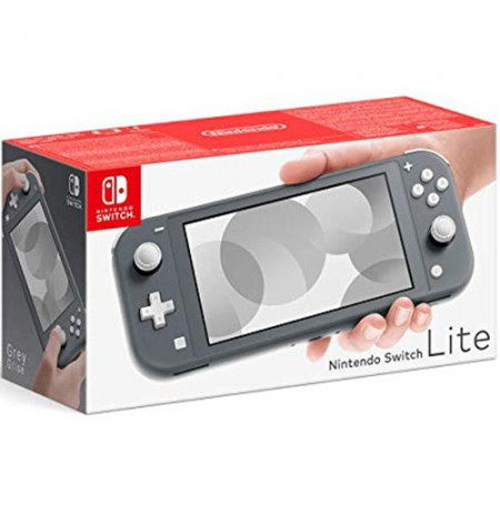 Nintendo Switch Lite Pilka