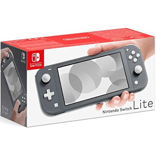 Nintendo Switch Lite Pilka