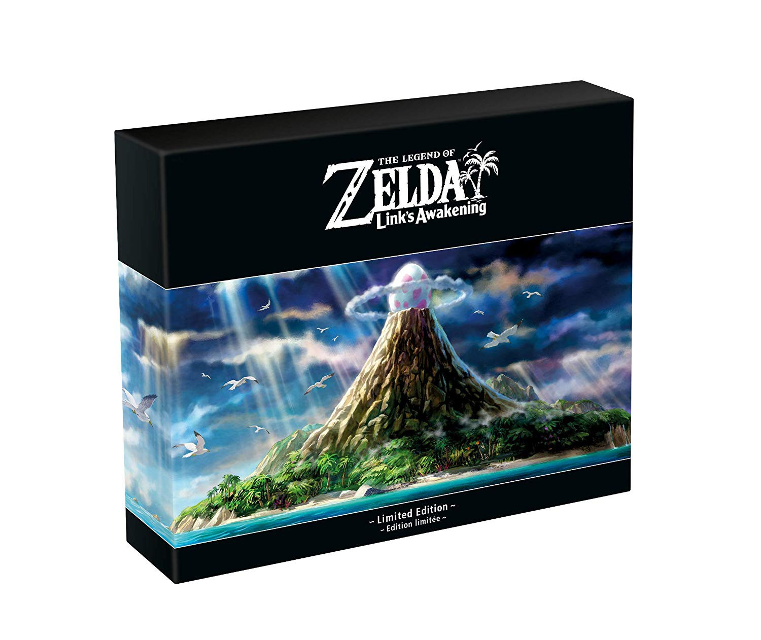 The Legend Of Zelda: Link's Awakening Limited Edition