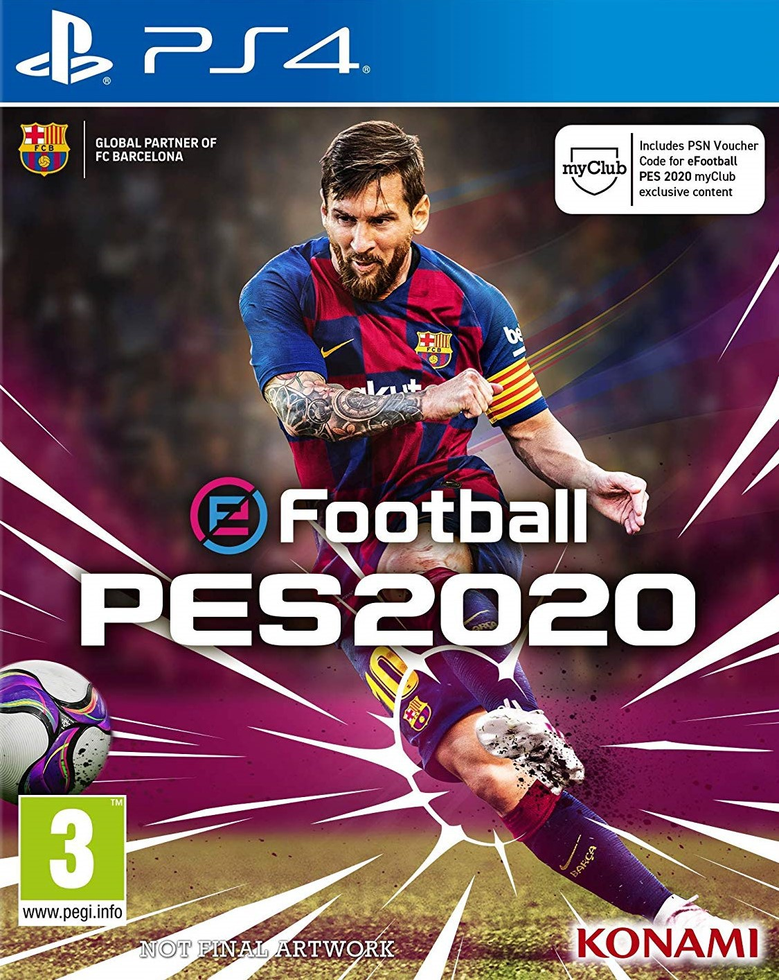 Ps4 Games Coming Out In 2020.Efootball Pro Evolution Soccer 2020