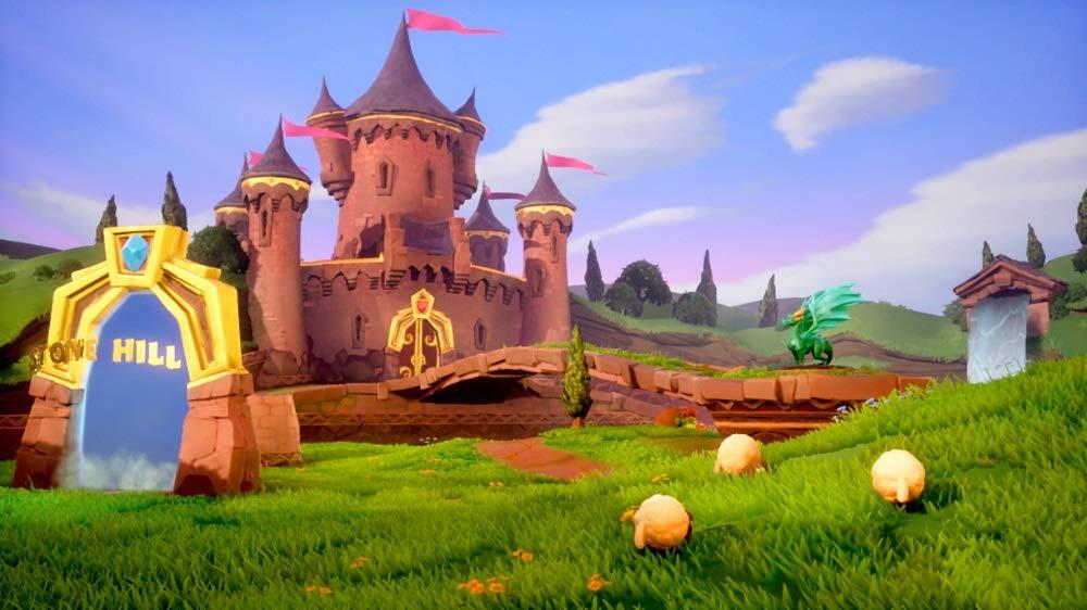 Spyro Trilogy Reignited