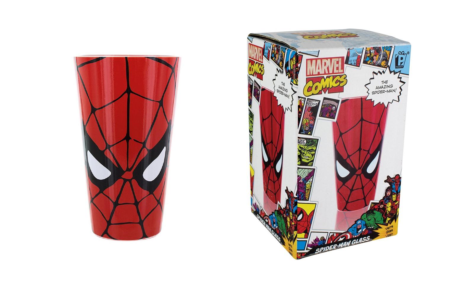 MARVEL Spiderman stiklinė