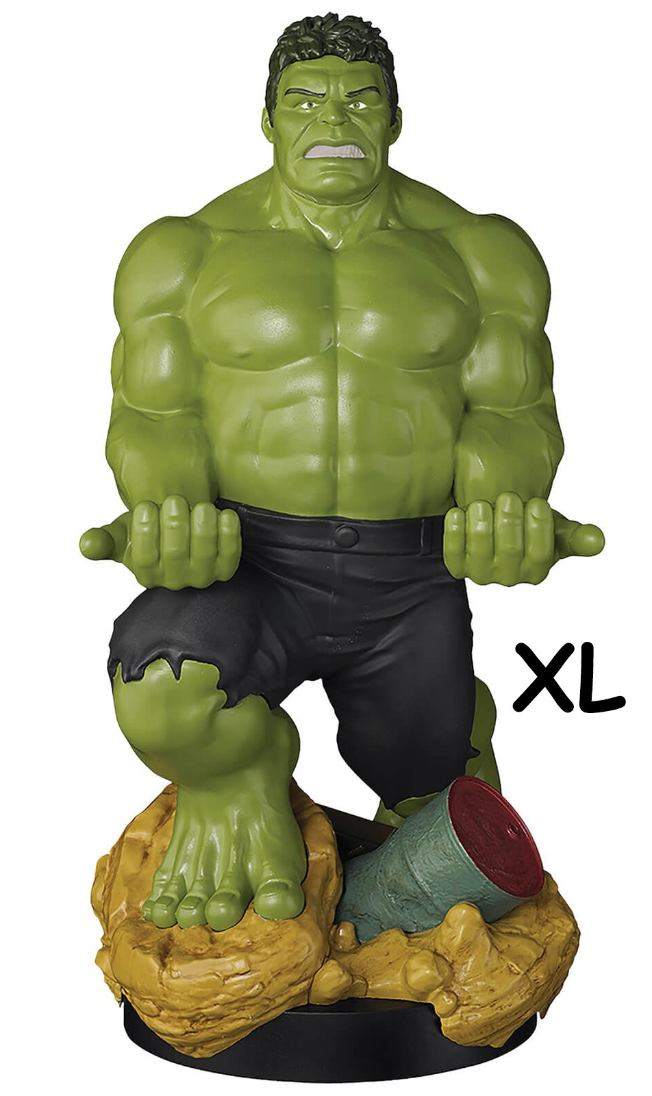 MARVEL HULK Cable Guy XL stovas