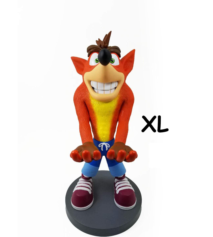Crash Bandicoot Cable Guy XL stovas
