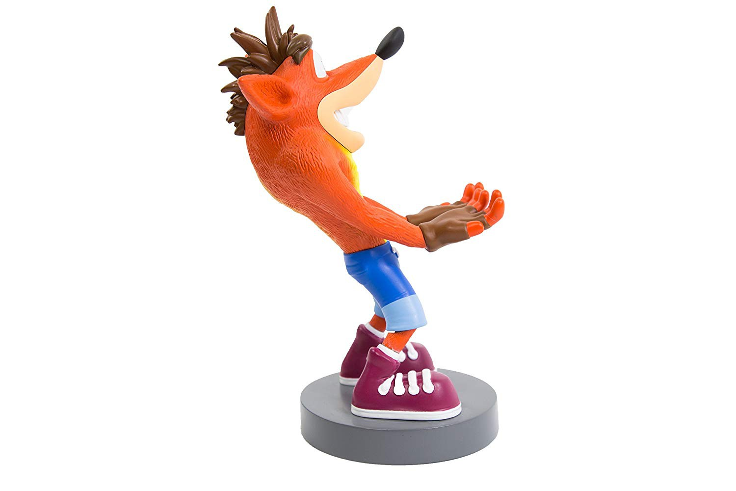 Crash Bandicoot Cable Guy stand