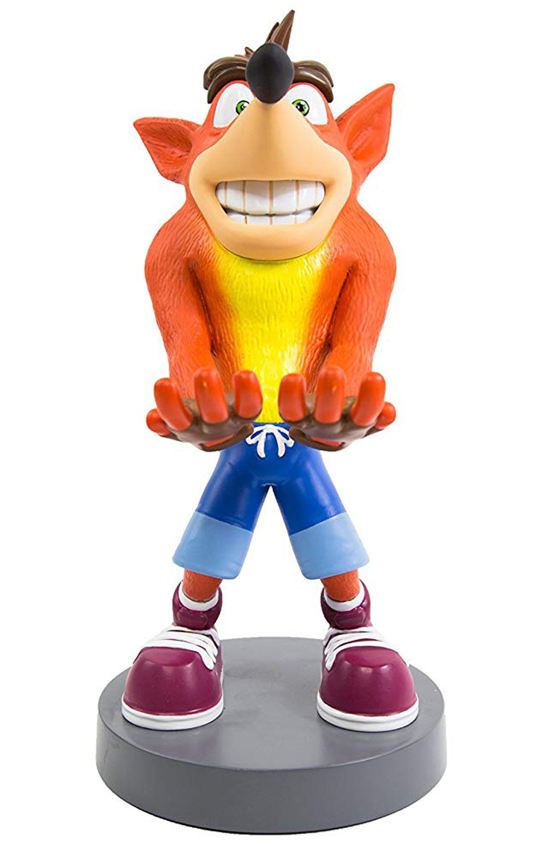 Crash Bandicoot Cable Guy stovas