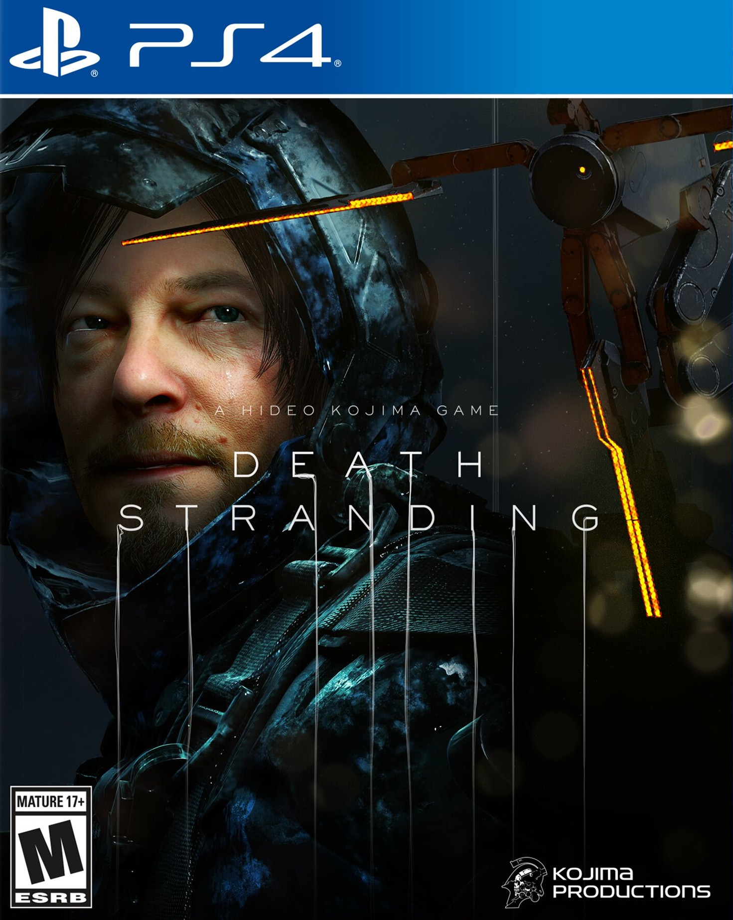Death Stranding Special Edition (steelbook + pin badge set)