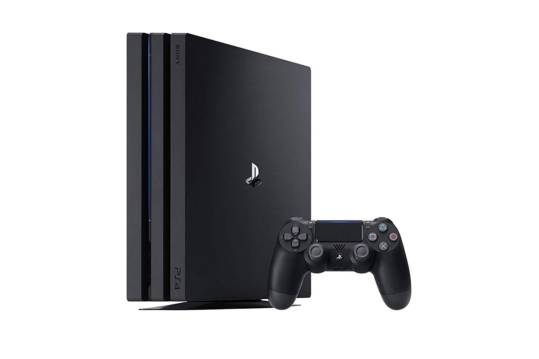 Žaidimų konsolė SONY PlayStation 4 (PS4) PRO 1TB (juoda) + Fortnite Neo Versa Bundle