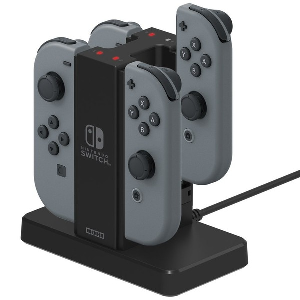 HORI Nintendo Switch Officially Licensed Joy-Con Charge Stand