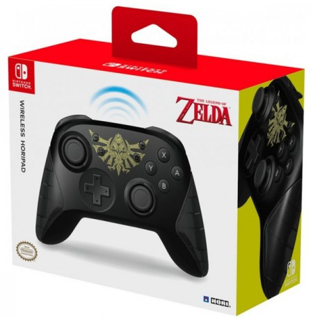 Wireless Zelda Horipad for Nintendo Switch