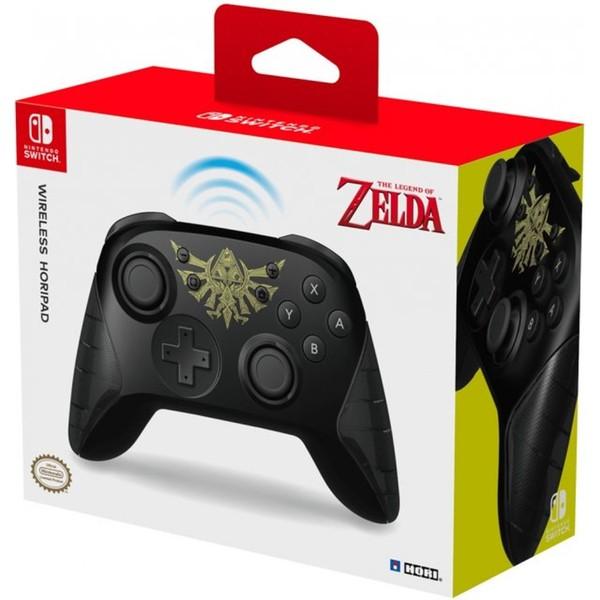 Wireless Zelda Horipad for Nintendo Switch