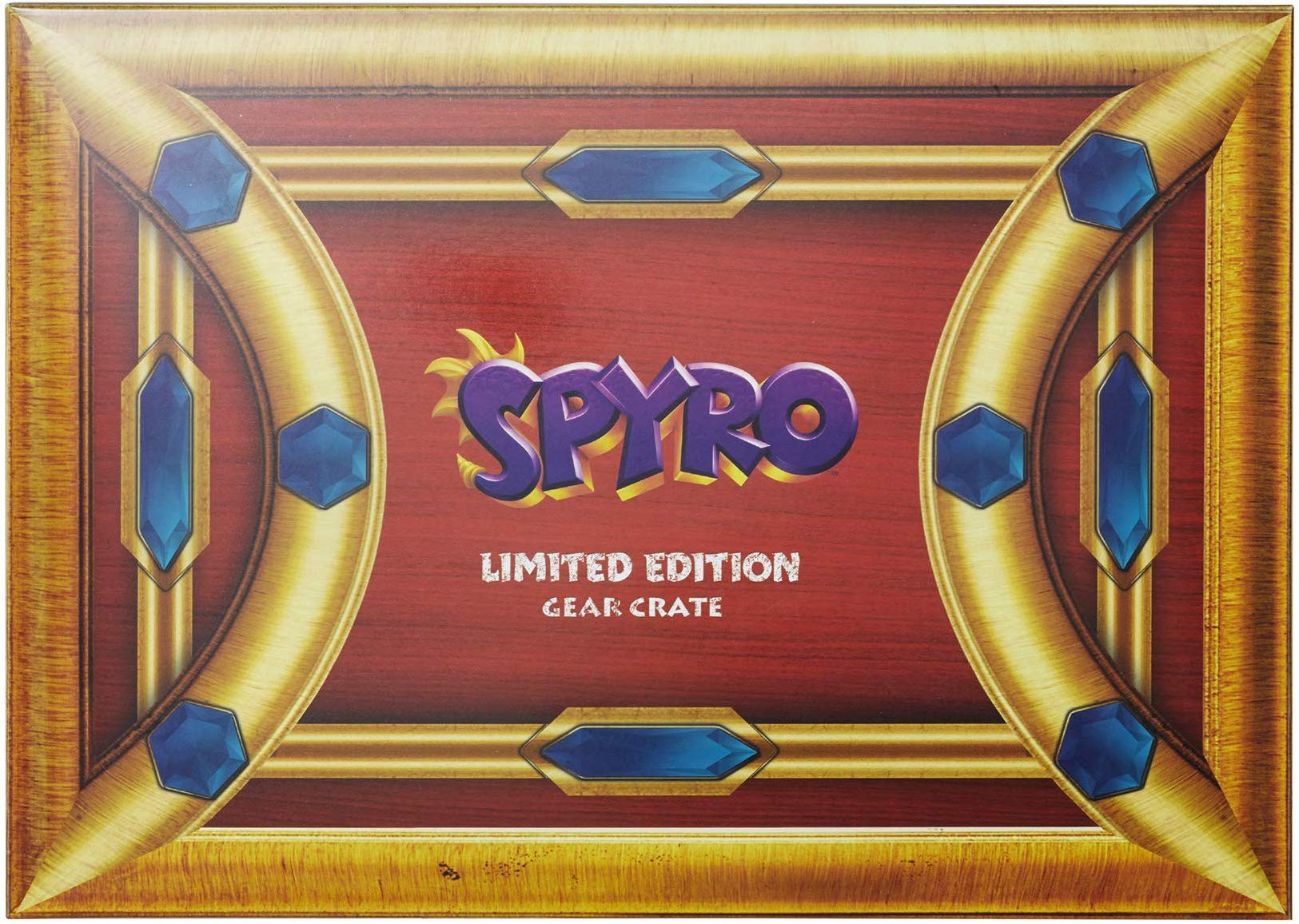 Spyro Limited Edition Gear Crate