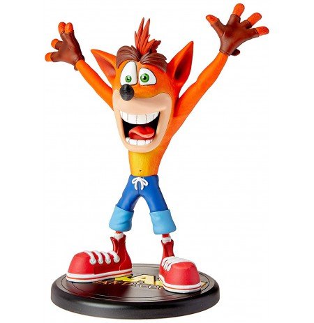 Crash Bandicoot (N Sane Trilogy) 23cm statula