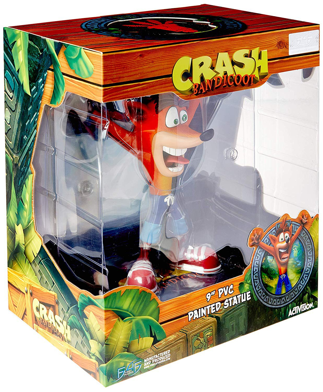 Crash Bandicoot (N Sane Trilogy) 23cm PVC Statue