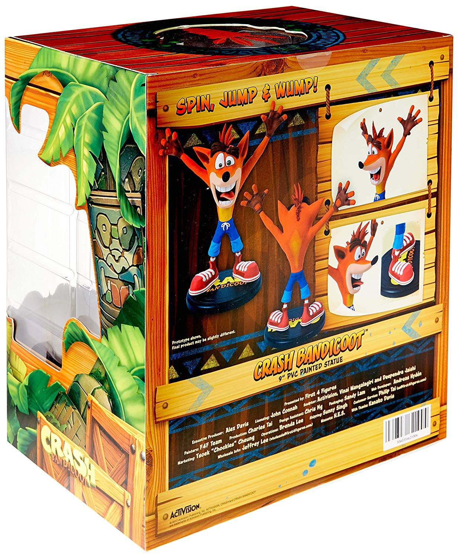 Crash Bandicoot (N Sane Trilogy) statula   23cm