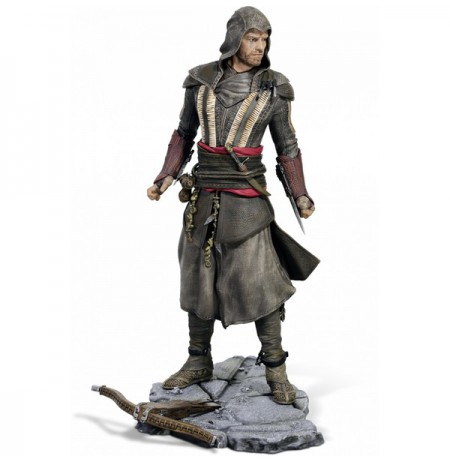 Aguilar Michael Fassbender (Assassin's Creed Movie) figūrėlė |24 cm