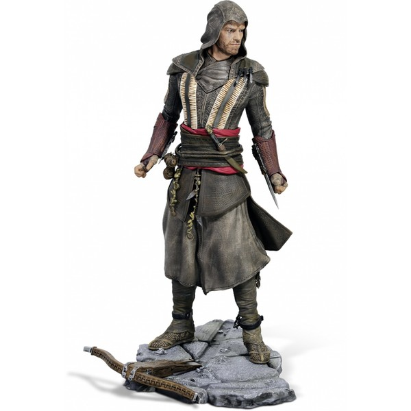 Aguilar Michael Fassbender (Assassin's Creed Movie) figūrėlė   24 cm
