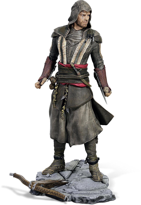 Aguilar Michael Fassbender (Assassin's Creed Movie) statula 24 cm