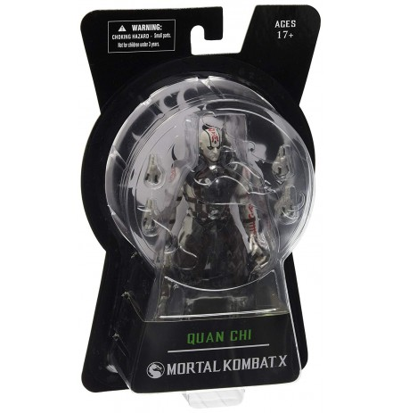 "Mortal Kombat X Series 2 Quan Chi 6"" Action Figure"