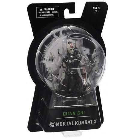 Mortal Kombat X Series 2 Quan Chi figūrėlė | 15 cm