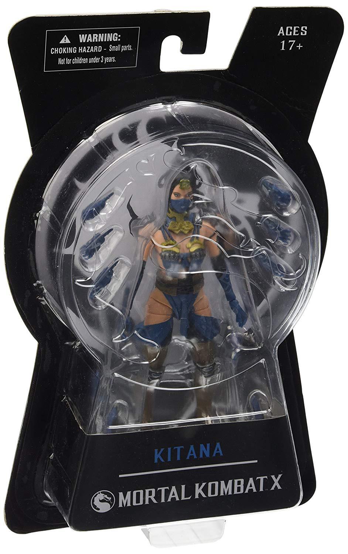 Kitana (Mortal Kombat X) Mezco Series 2 Figure