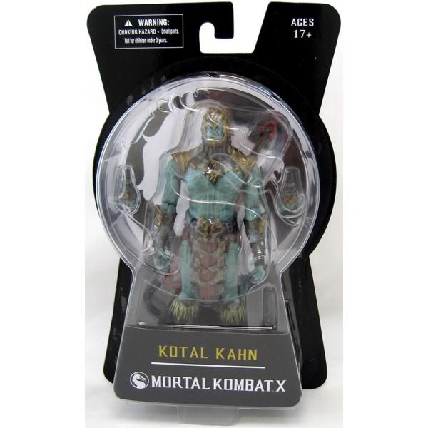 Kotal Kahn (Mortal Kombat X) Mezco Series 2 Figure