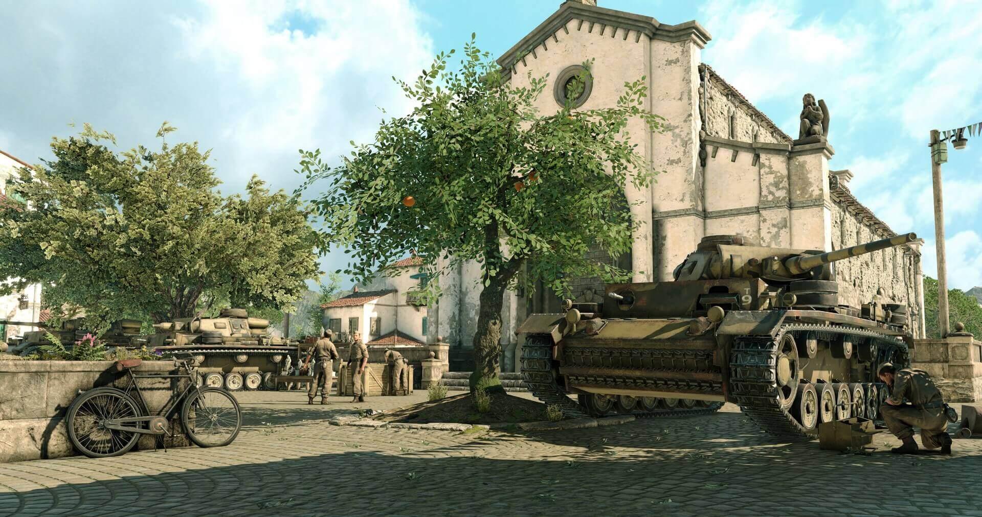 Sniper Elite 4 Limited Edition