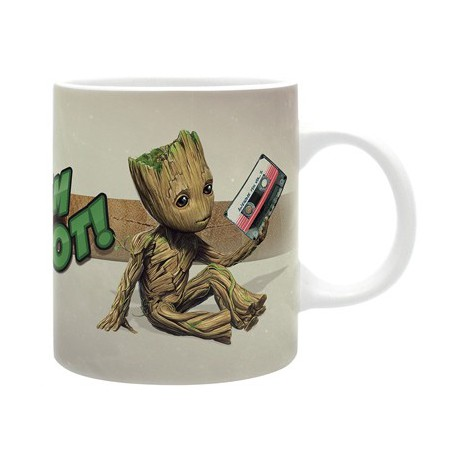 Marvel GROOT puodukas 320ml