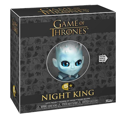 FUNKO POP! GAME OF THRONES - NIGHT KING  | 8cm