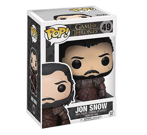 FUNKO POP! Game of Thrones: Jon Snow 9cm