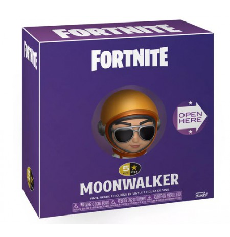 FORTNITE - POP! Vinyl 5 Star: Moonwalker 9cm