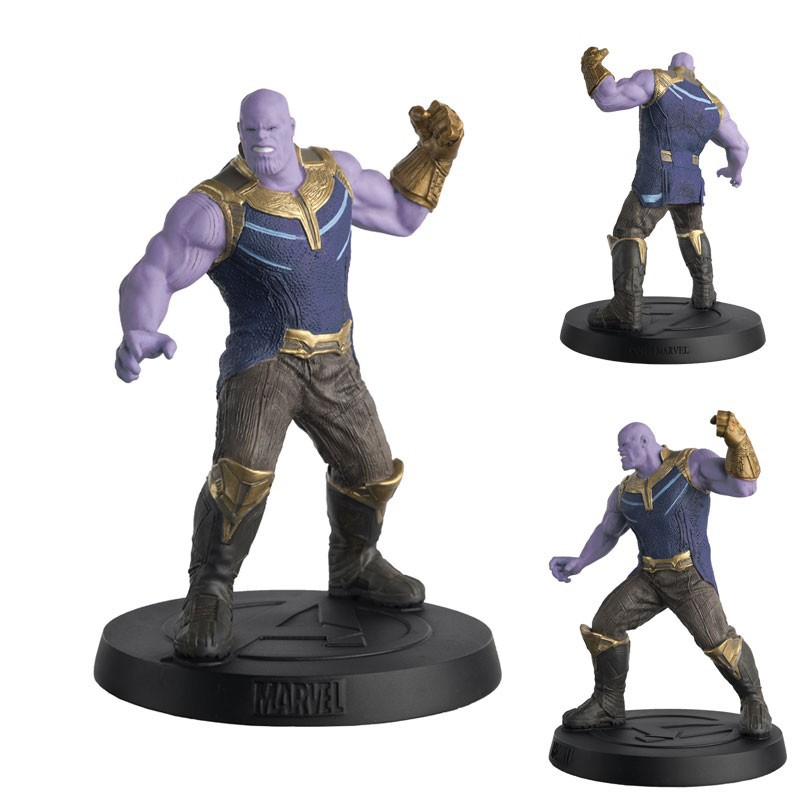 MARVEL - Movie Thanos figurine | 14cm