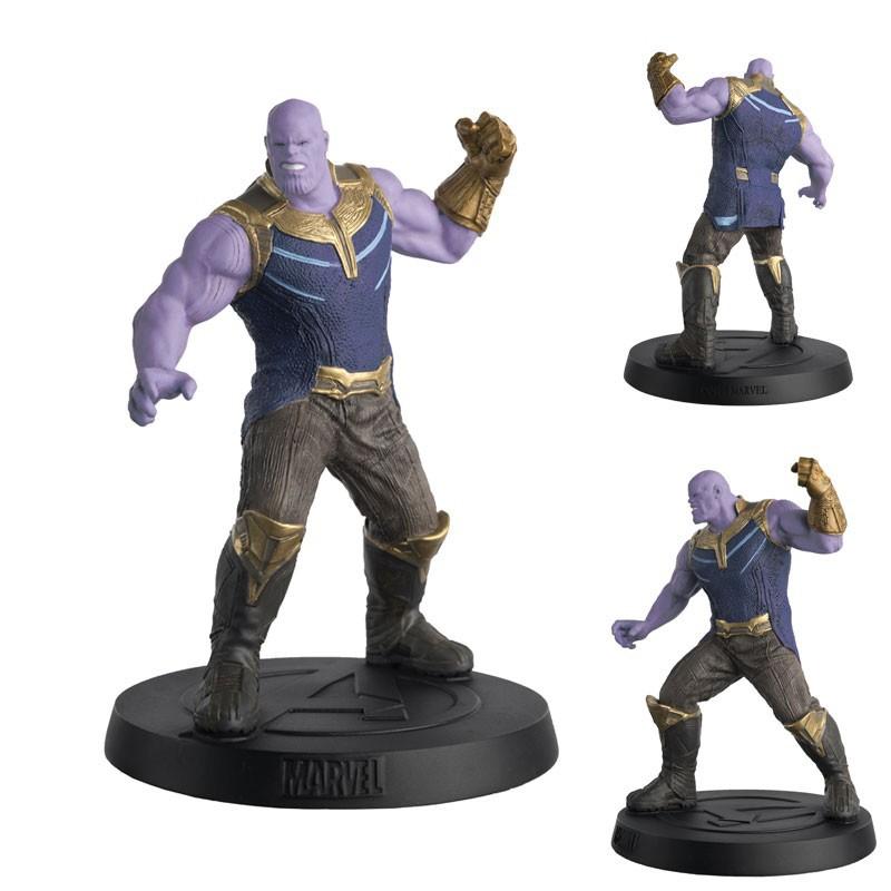 MARVEL - Movie Thanos statula  14cm