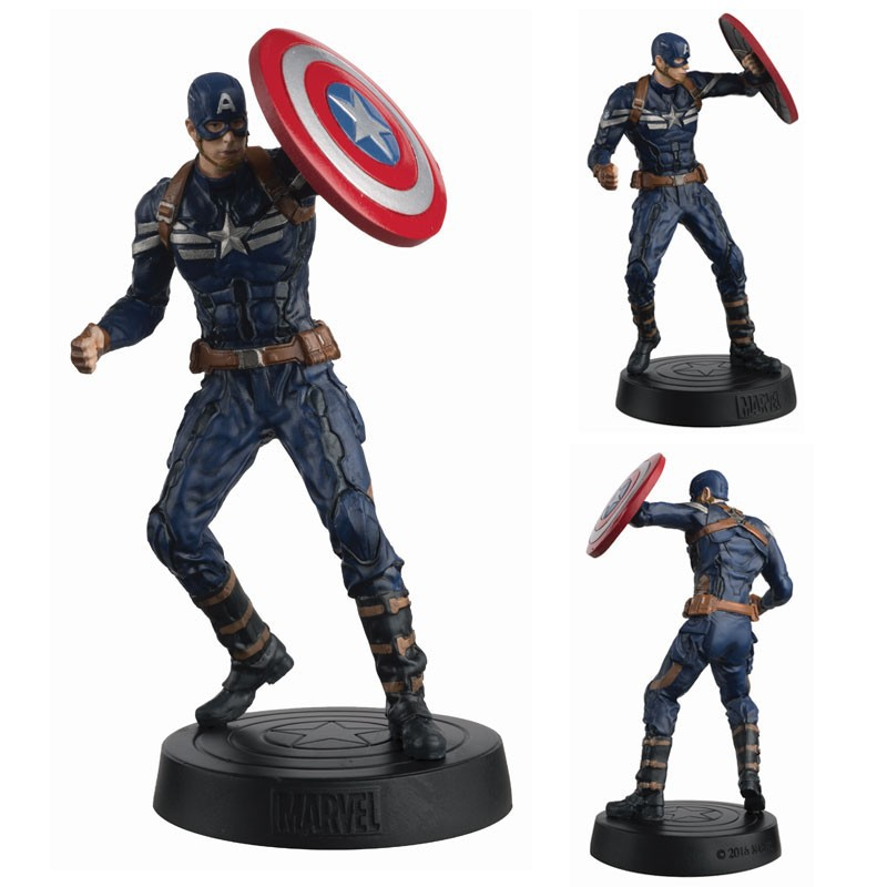 MARVEL - Movie Captain America statula| 14cm