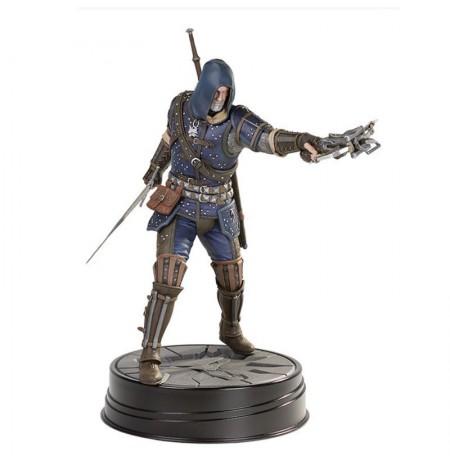HE WITCHER 3 - The Wild Hunt Geralt Grandmaster Feline statula| 20cm