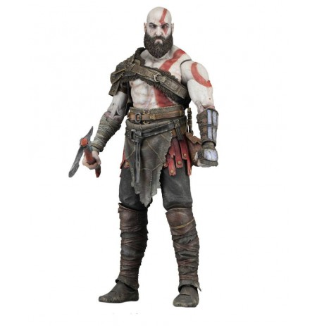 GOD OF WAR - KRATOS statulėlė| 18cm