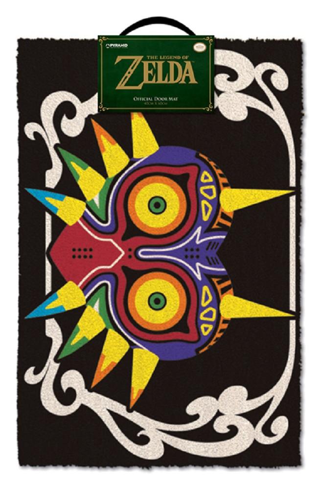 ZELDA - MAJORA'S MASK durų kilimėlis| 60x40cm