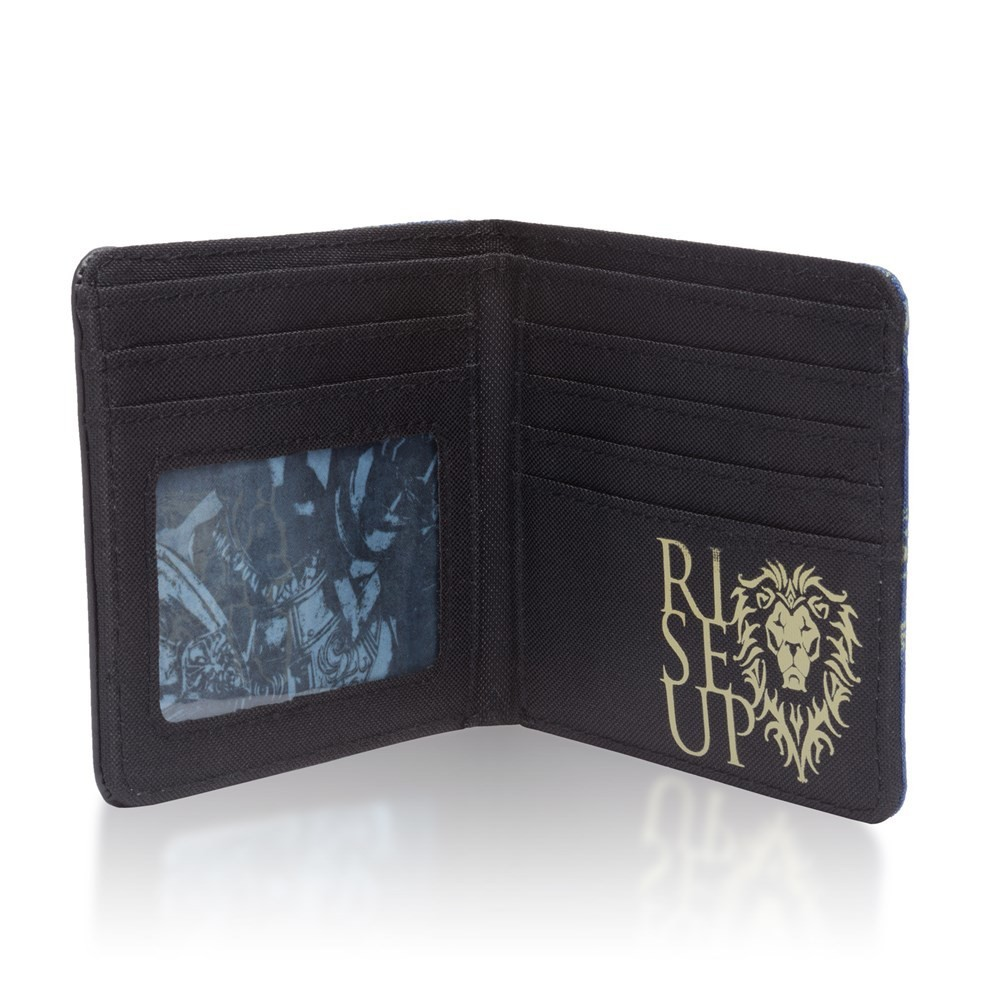 Warcraft Movie Alliance Logo piniginė