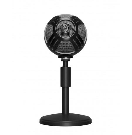 Arozzi Sfera PRO juodas kondensatorinis mikrofonas