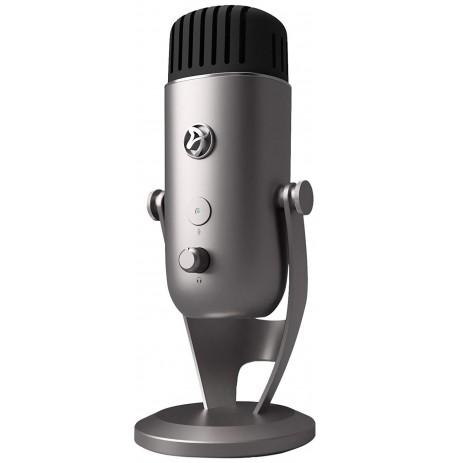 Arozzi Colonna sidabrinis kondensatorinis mikrofonas