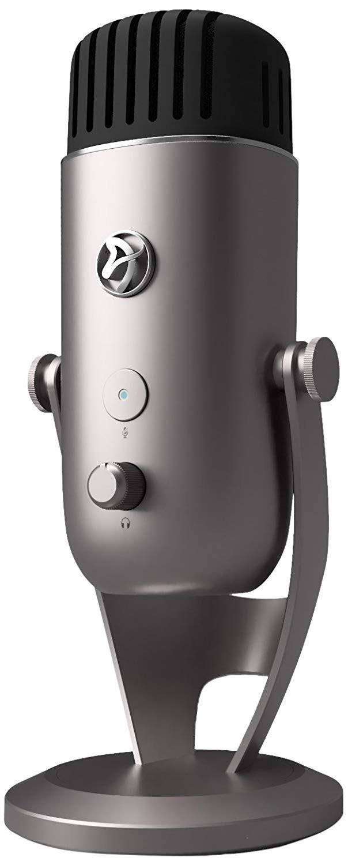 Arozzi Colonna Microphone - Silver
