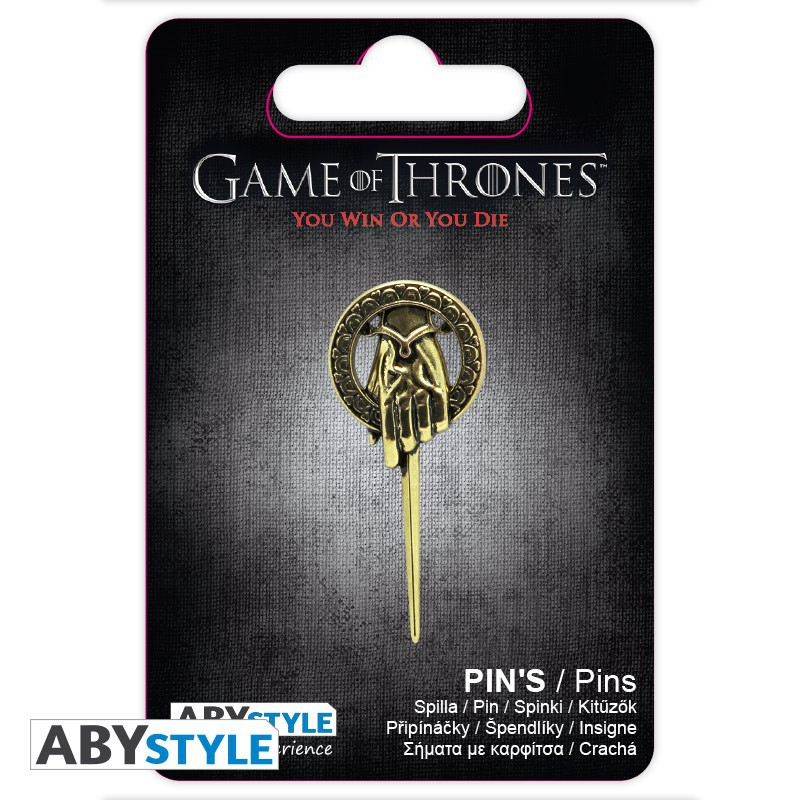 GAME OF THRONES - Hand of the King pin