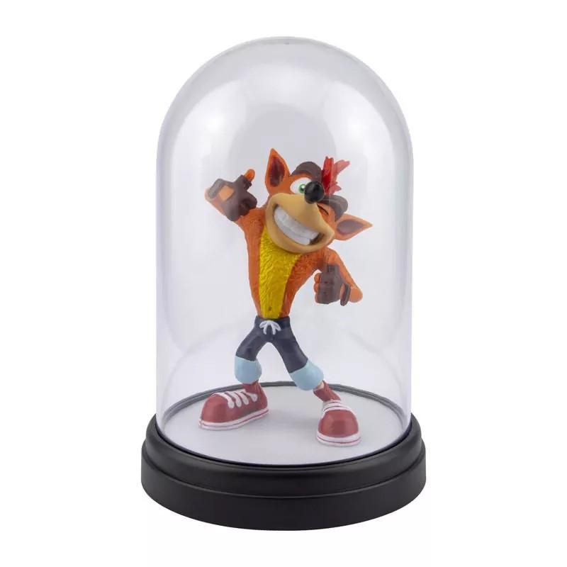 CRASH BANDICOOT - Bell Jar Light 10cm