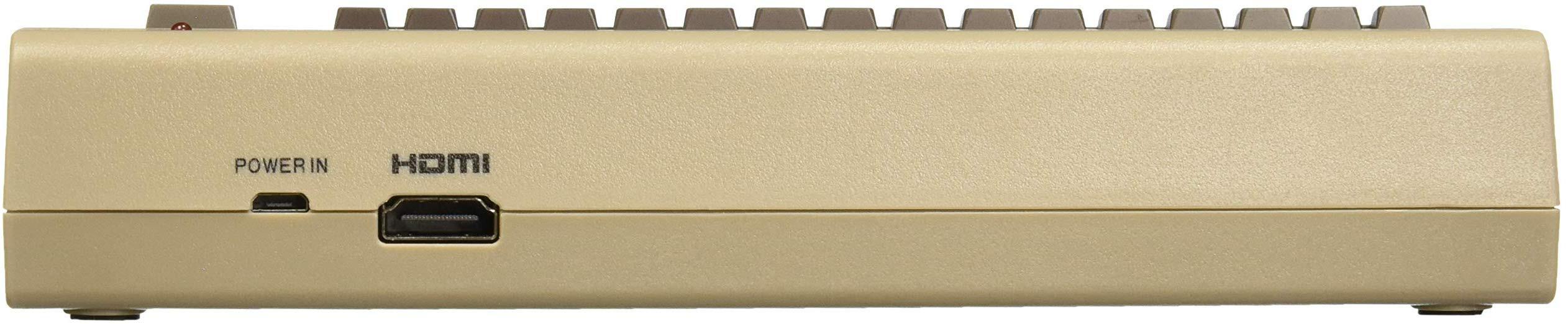 Žaidimų konsolė Commodore 64 Mini Retro PC