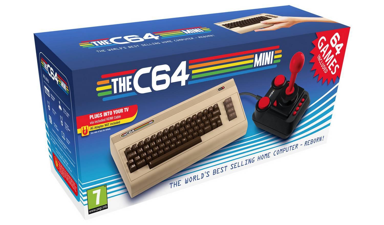 Commodore 64 Mini Retro PC RETRO console