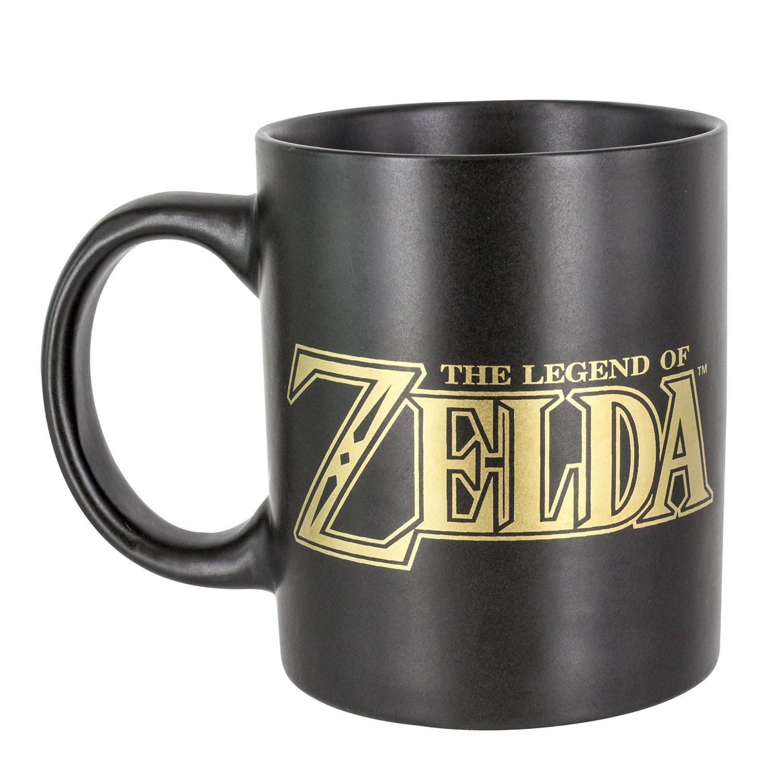 ZELDA Hyrule Logo mug