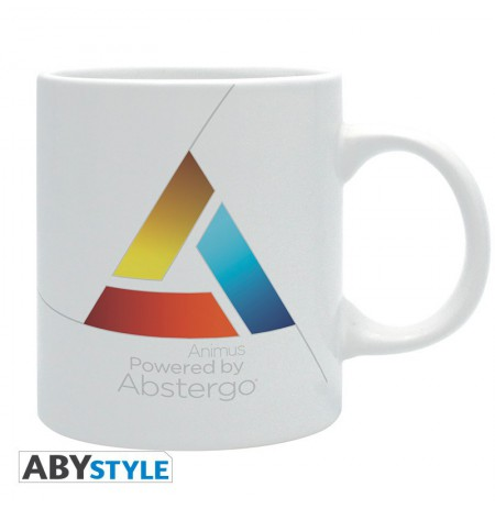 ASSASSIN'S CREED Abstergo Logo mug