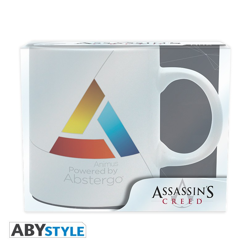 ASSASSIN'S CREED Abstergo Logo puodukas